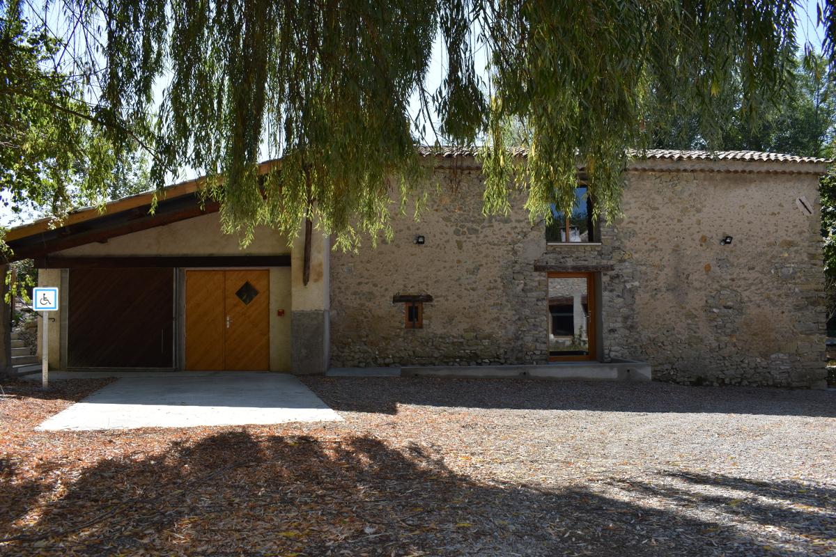 Bâtiment de l'Osons Jazz Club