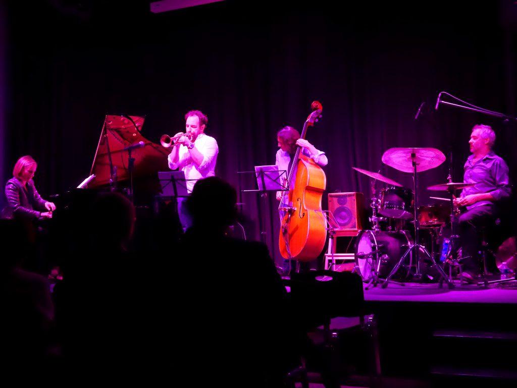 Concert de l'inauguration du club, ven. 23/09 : Christophe Leloil & Perrine Mansuy quartet