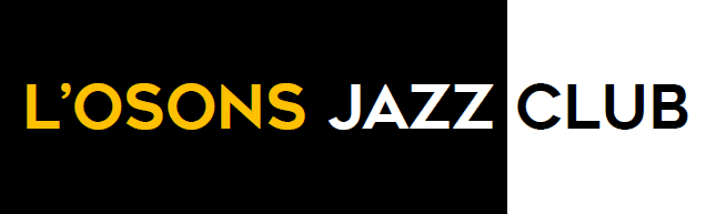 Logo L'Osons Jazz Club