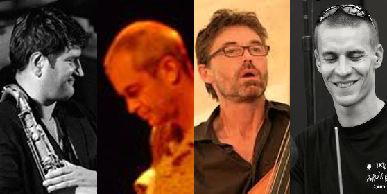 Sébastien Carretier Quartet