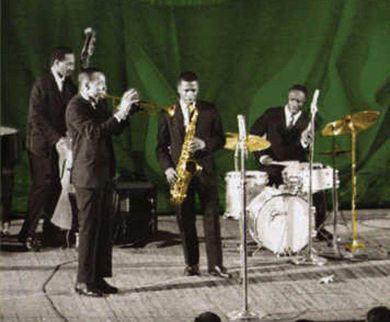 photo Art Blakey, live 1959