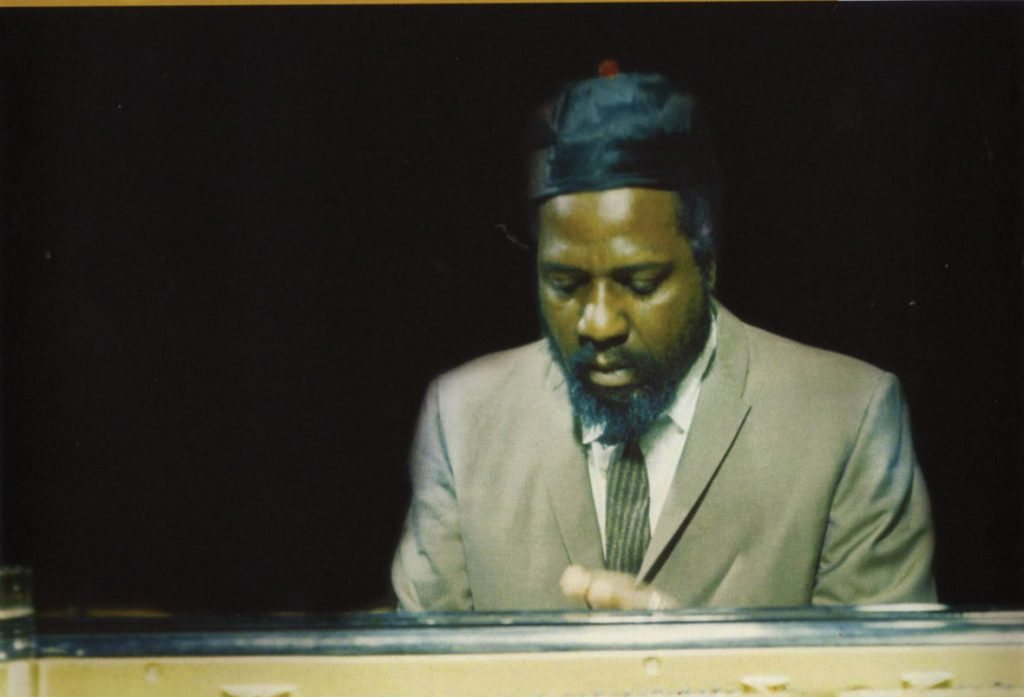 photo Thelonious Monk : Live in France, 1969