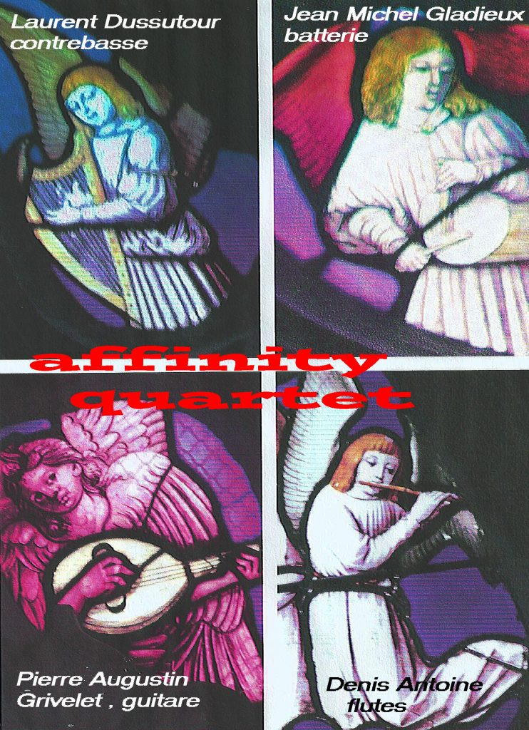 affinity Quartet