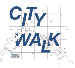 "pochette album ""City Walk"""