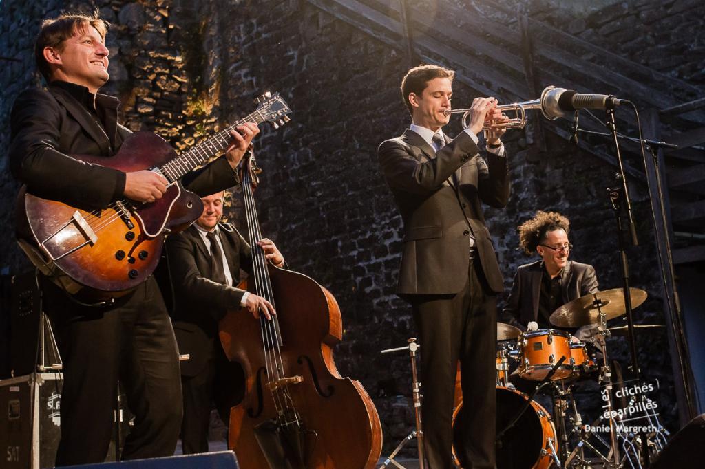 Fabien Mary quartet