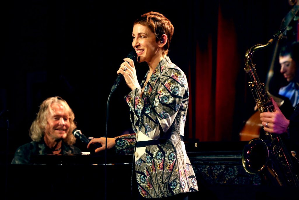 photo Marcos Valle & Stacey Kent : Live at Birdland