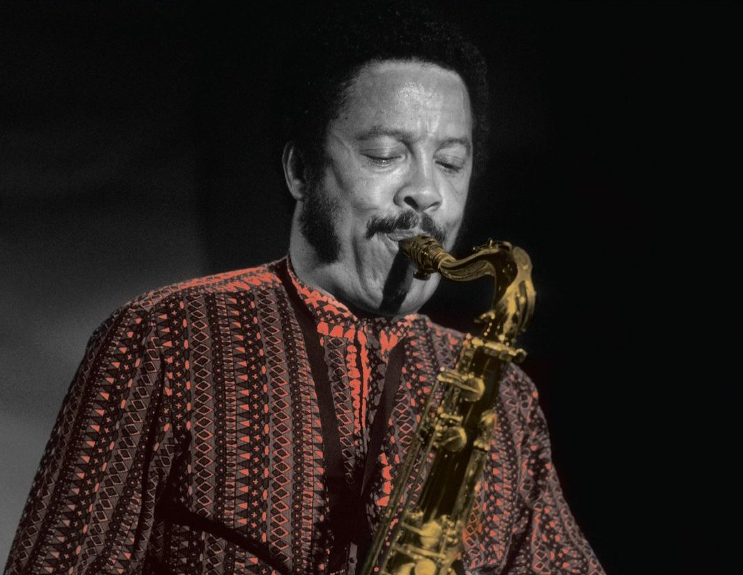 photo Johnny Griffin