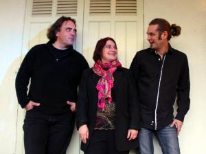 photo du trio Veronique Mula - Migrante