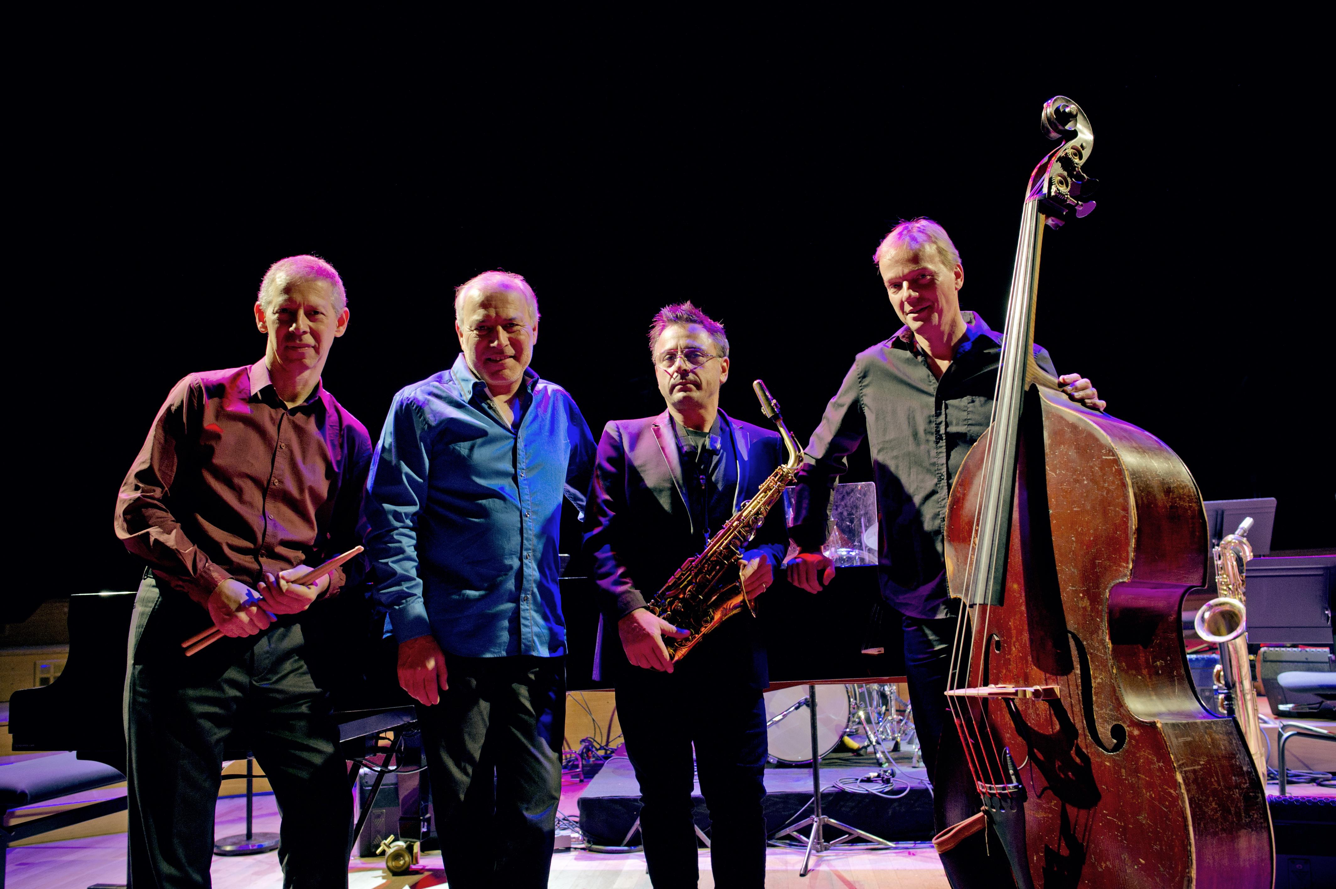 Hervé Sellin quartet