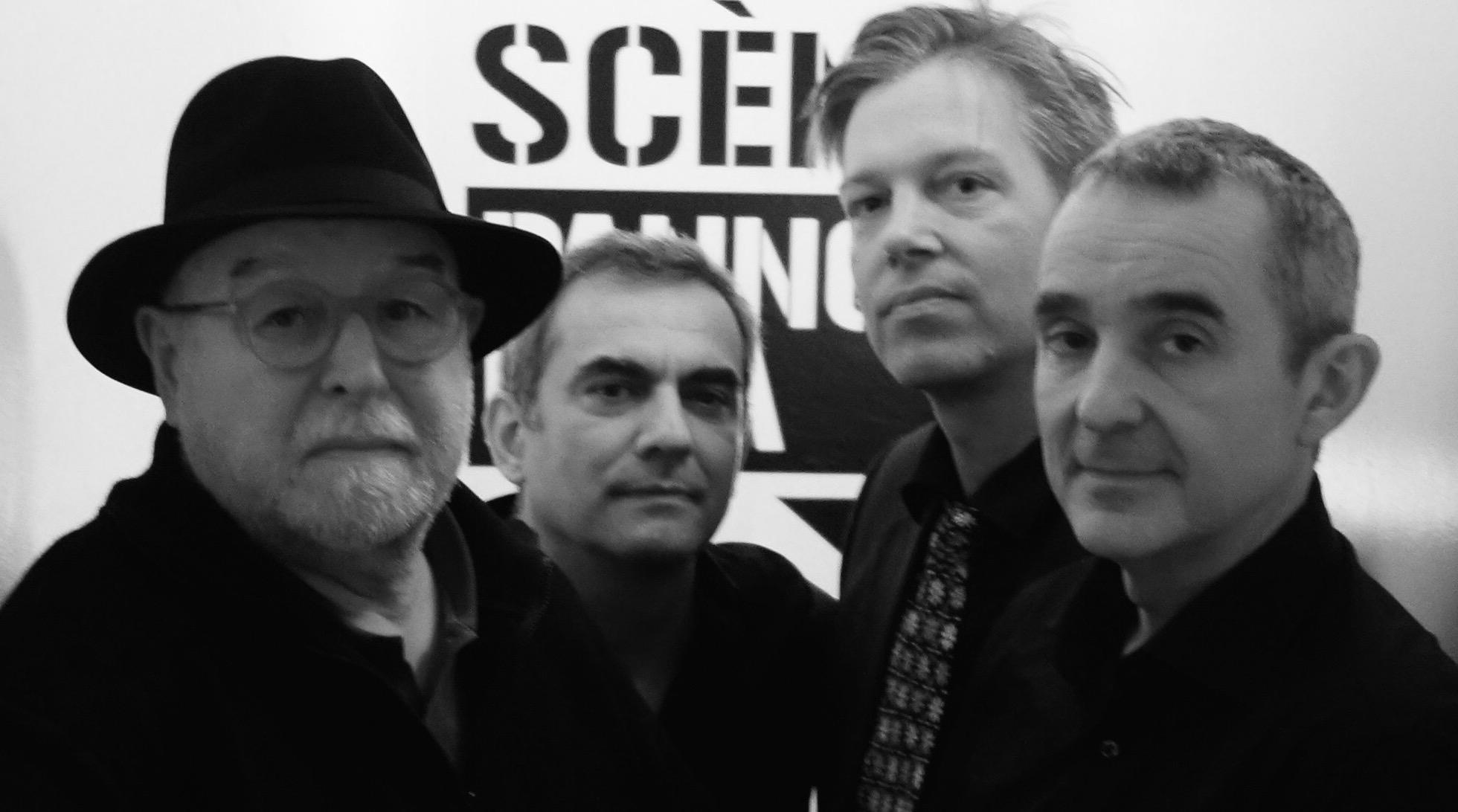Daniel Erdmann & Christophe Marguet « Three Roads Home » avec Henri Texier et Claude Tchamitchian