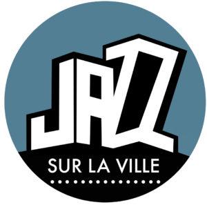 Logo jazz sur la ville
