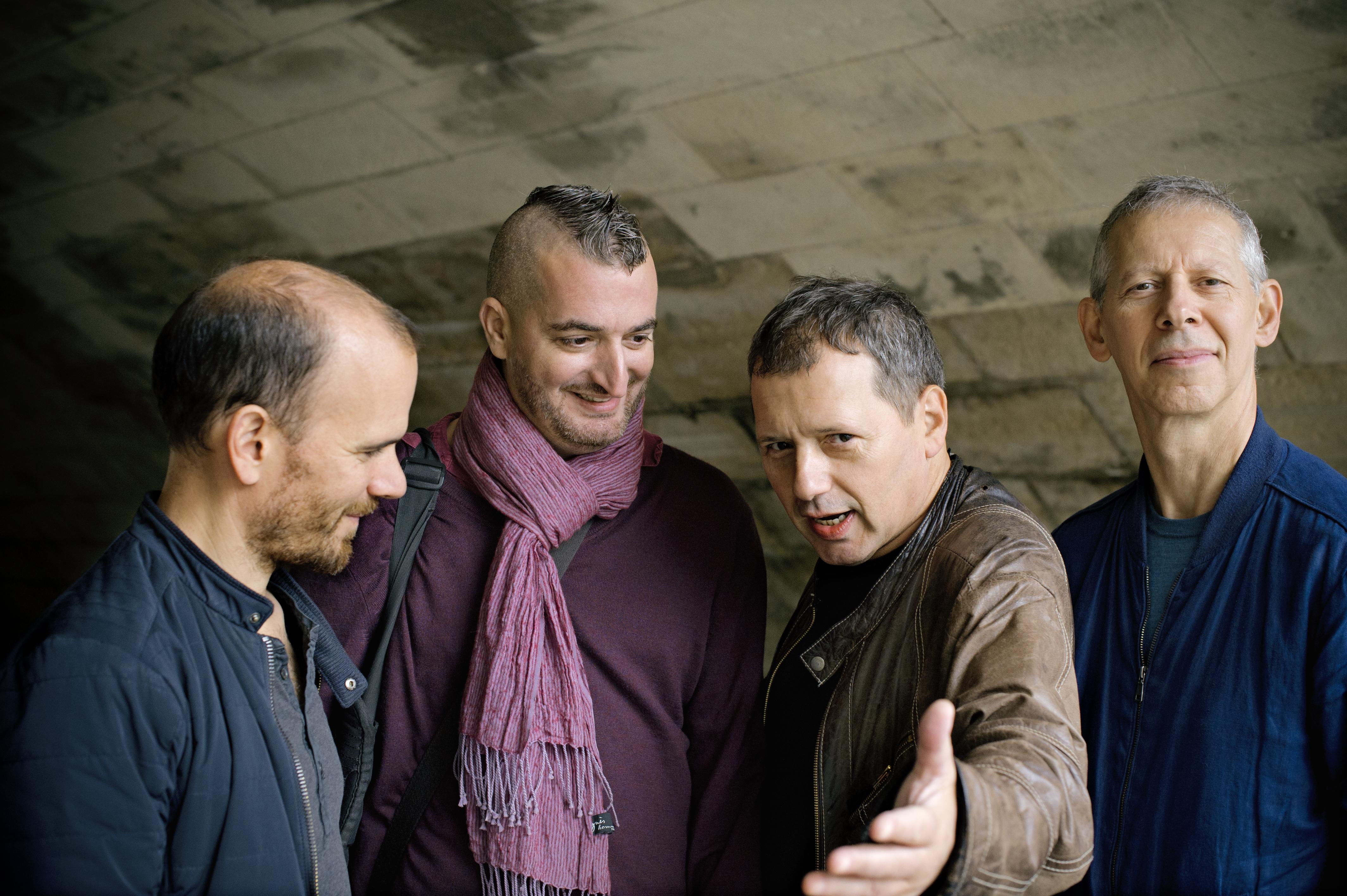 quartet Olivier Temime