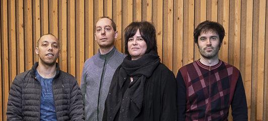 Géraldine Laurent Quartet « cooking »